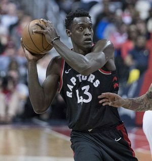 Toronto Raptors Pascal Siakam Photo by Keith Allison